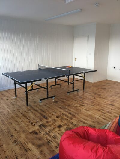 The Cedars Games Room - Ping Pong Table