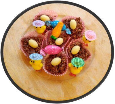 Easter Chocolate Cornflake Cakes