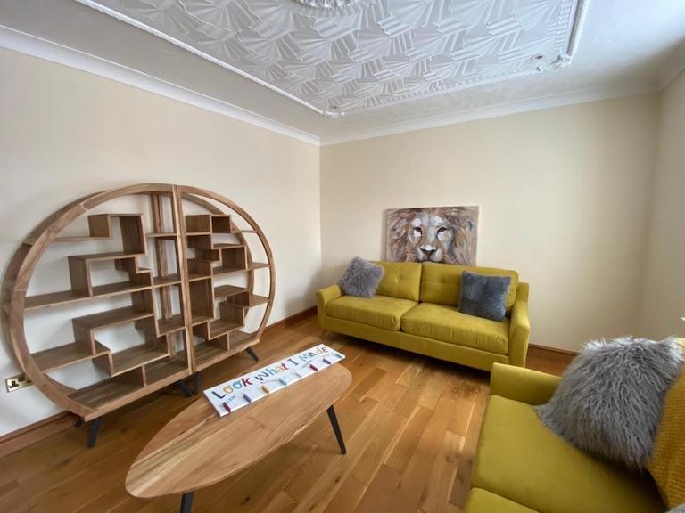 Cedars living area