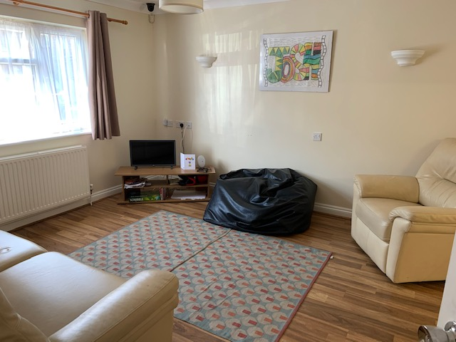 Dogsthorpe living room