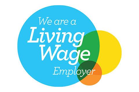 London Living Wage Logo