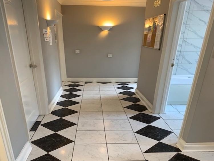 Dogsthorpe hallway