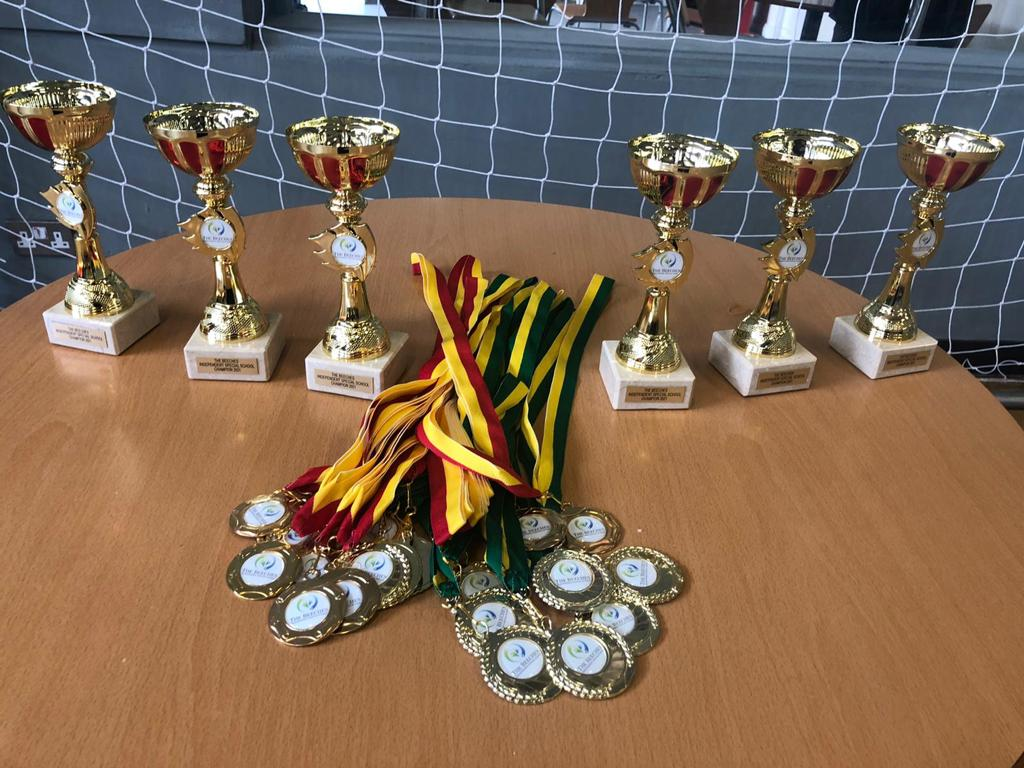 Sports Day Medals & Trophies
