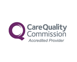 Care Quality Commission Accredited Provider